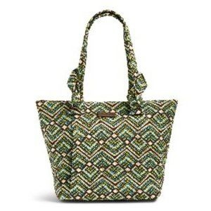 VB Hadley East West Tote in Rain Forest Print NWT